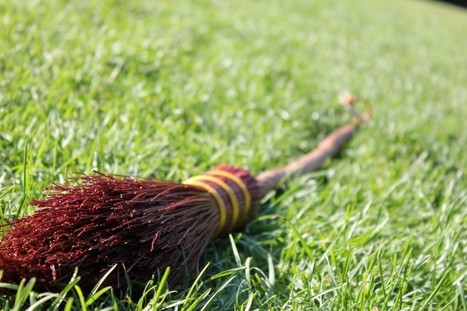 Think you need to fly to play Quidditch? False! The first ever Quidditch Canadian Cup is this weekend! | Transmedia: Storytelling for the Digital Age | Scoop.it