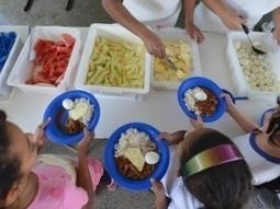 Crianças aprendem na escola a ter uma vida saudável - Educação - R7 | Banco de Aulas | Scoop.it