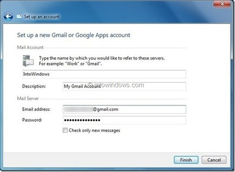 Mail Notifier: Get Desktop Alerts For New Email | Freeware and webapps | Scoop.it