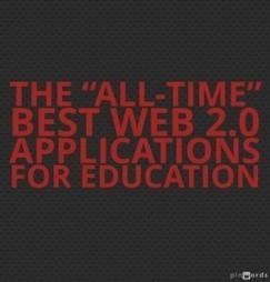 """The """"All-Time"""" Best Web 2.0 Applications For Education 