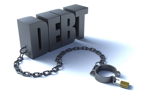 Are We Resigned To Being In Debt? - Frugal Rules | Personal Finance Blogs | Scoop.it