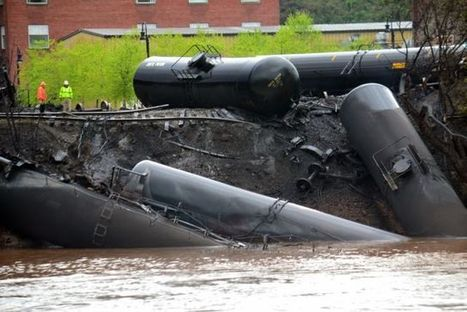 Rail Safety and Security Task Force Meets in Lynchburg, VA | Hazardous Materials | Scoop.it