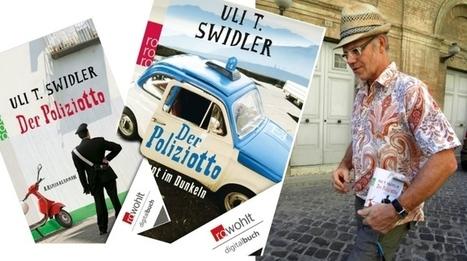 """La Tv tedesca gira ad Urbino la fiction tratta da """"Der Poliziotto"""" il romanzo criminale ambientato nella Città di Uli T. Swidler   Le Marche un'altra Italia   Scoop.it"""