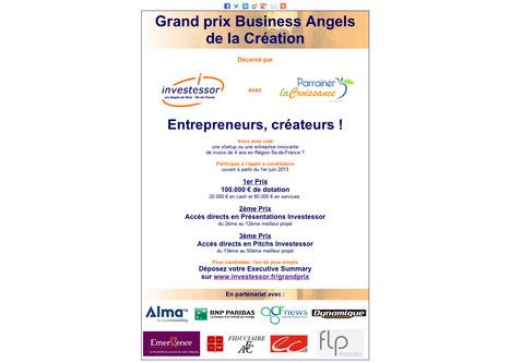 Une première dans le monde des Business Angels | création TPE - PME - start-up | Scoop.it