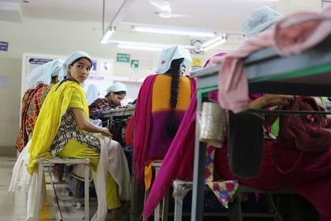 Pelokkaat nuoret miehet raatavat Lindexille lähes ilman taukoja ja lomia – Yle Bangladeshissa   Vastuullisuus   Scoop.it