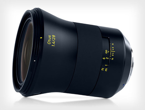 Zeiss Announces the Otus 28mm f/1.4 for Canon and Nikon SLRs | Photography News Journal | Scoop.it