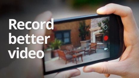 """Record better video in 3 easy steps - YouTube 