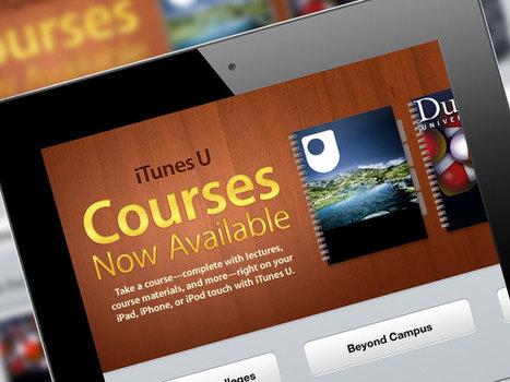 1 Billion iTunes U Downloads | Professional learning | Scoop.it