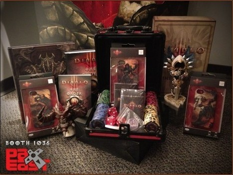online game: More contacts about Diablo III in PAX East   igshops game   Scoop.it