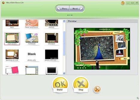 Ultraslideshow Lite - create free slideshows | Digital Presentations in Education | Scoop.it