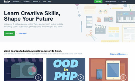 20 Web Design Learning Resources You Should Know | Web Design | Scoop.it