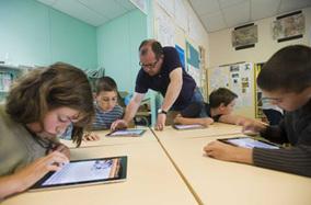 Tablettes et écrans : mode d'emploi pour préserver les enfants   enfant et tablette   Scoop.it