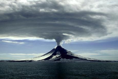 Volcano Cloud | AMAZING WORLD IN PICTURES | Scoop.it