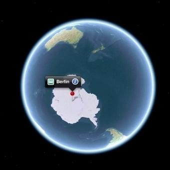 Quand la cartographie d'Apple dérape  - France Info | Hurtigruten Arctique Antarctique | Scoop.it