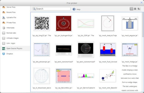 Moodle plugins: Open Source Physics | Moodle gems | Scoop.it