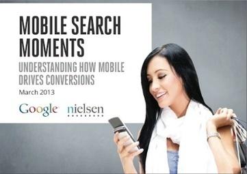 Le client mobile n'est pas si mobile selon Google | Restauration & stratégie digitale | Scoop.it