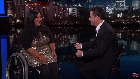 Jimmy Kimmel Gives Wheelchair-Bound Price Is Right Winner a More Appropriate Prize | Disability | Scoop.it