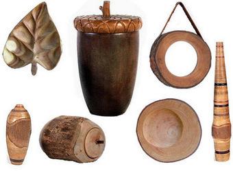 Wooden Handicrafts,Wood Craft,Wood Carving | Latest Handicraft News | Scoop.it
