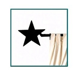 Decorating With Western Lone Star Curtain Rods   Window Treatments   Scoop.it