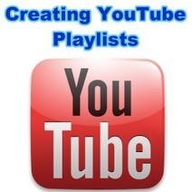 How and Why to Create YouTube Playlists | Allround Social Media Marketing | Scoop.it