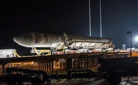 Antares Launch Report: Antares rocket rolls toward second flight | Spaceflight Now | The NewSpace Daily | Scoop.it
