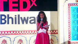 10-yr-old girl from Pune becomes youngest Indian to speak at TEDx in New York - 24x7 News Online | Online News | Scoop.it