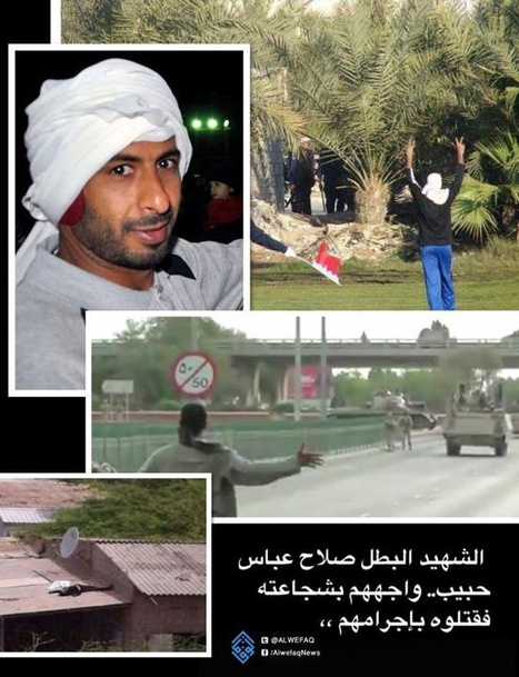 Bahrain Martyr:  Salah Abbas Habib | Human Rights and the Will to be free | Scoop.it