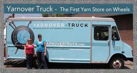Yarnover Truck - The First Yarn Store on Wheels!! | Yarn, yarn, yarn! | Scoop.it