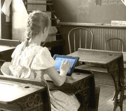 Education's technology shift | Teaching History with Technology for grades 7-12 | Scoop.it
