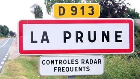 Insolite. Ces communes françaises ont vraiment de drôles de noms - Ouest-France | Butinage | Scoop.it