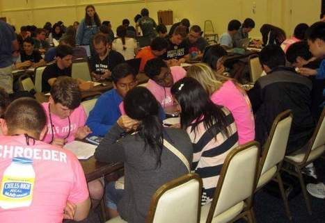 Math whiz kids place well at Mu Alpha Theta competition - Tallahassee.com | Fun Math for kids | Scoop.it