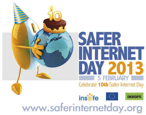 SID Kit for Schools - Safer Internet Day | School Library Learning Commons | Scoop.it