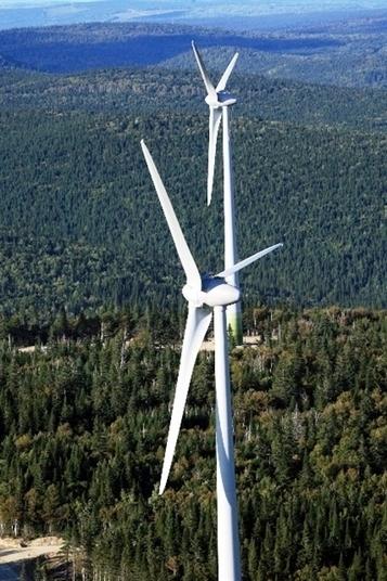 La Caisse de dépôt et placement du Québec investit dans les projets éoliens aux Etats-Unis et au Canada   Québec-New York   Scoop.it
