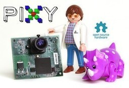 Open-source project Pixy aims to give vision to hobbyists' robots - PCWorld | Heron | Scoop.it