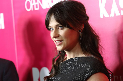 Actress Zooey Deschanel converts to Judaism | Jewish Life Today | Scoop.it