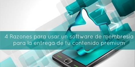 Porqué usar un software de membresía para la entrega de contenido | AgenciaTAV - Asistencia Virtual | Scoop.it