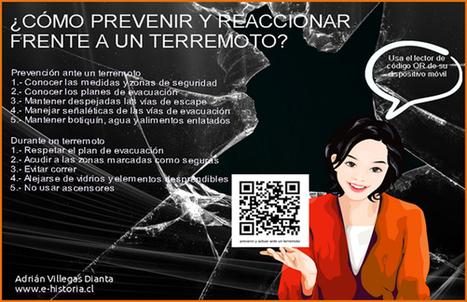 Propuesta TIC Para Prevenir Desastres Naturales   Tecnologías de la Información   Scoop.it