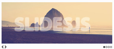 SlidesJS 3.0, a responsive slideshow plug-in for jQuery. | Slideshow & Carousel Jquery | Scoop.it