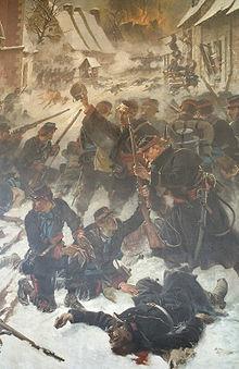 Le 3 janvier 1871 – La bataille de Bapaume | Racines de l'Art | Scoop.it