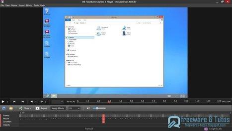 BB Flashback Express : un logiciel pour enregistrer votre écran en vidéo | Time to Learn | Scoop.it