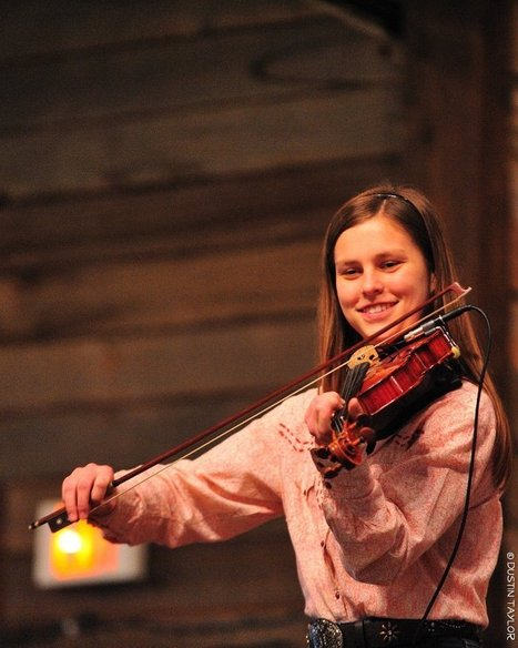 An Interview with Hailey Sandoz | Bard of the South | Fiddle Playing | Scoop.it