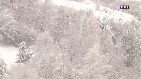 A Saint-Lary-Soulan, la neige est au rendez-vous - Le journal du Week-end TF1   Vallée d'Aure - Pyrénées   Scoop.it