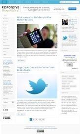 Blogger Responsive Teması - Blogger Temaları | Blogger Temaları | Scoop.it