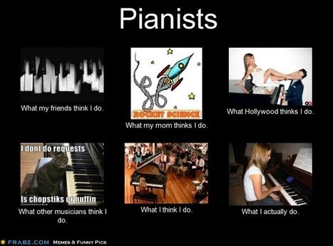 Pianists | What I really do | Scoop.it