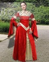 $ 184.69 Renaissance Milady Dresses Medieval Gowns | fashion   girl | Scoop.it