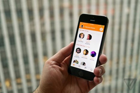 Swarm et la recommandation locale, la nouvelle ambition de Foursquare | toute l'info sur Foursquare | Scoop.it
