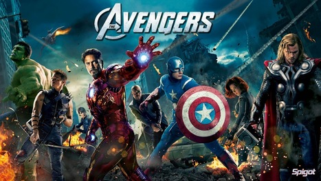 Buy Movie DVD Online: The Avengers Blu Ray | Buy Movie DVD Online: Bollywood Indian Hindi Movie, Latest Movie DVD, BLU-RAY, VCD of Bollywood & Hollywood Movie - Clickoncart.com | Scoop.it