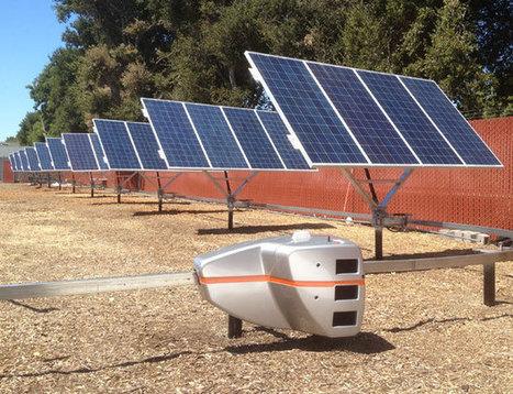 Solar Robots, 4K TVs Spring Forward - IEEE Spectrum | FutureChronicles | Scoop.it