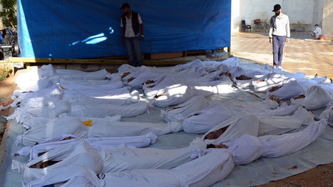 Syria 'chemical weapons' crisis: LIVE UPDATES | VERIFIABILITY AND FALSIFIABILITY | Scoop.it