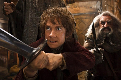 New Images, TV Spot, Featurette & Posters For 'The Hobbit: Desolation Of Smaug' - Indie Wire (blog) | 'The Hobbit' Film | Scoop.it